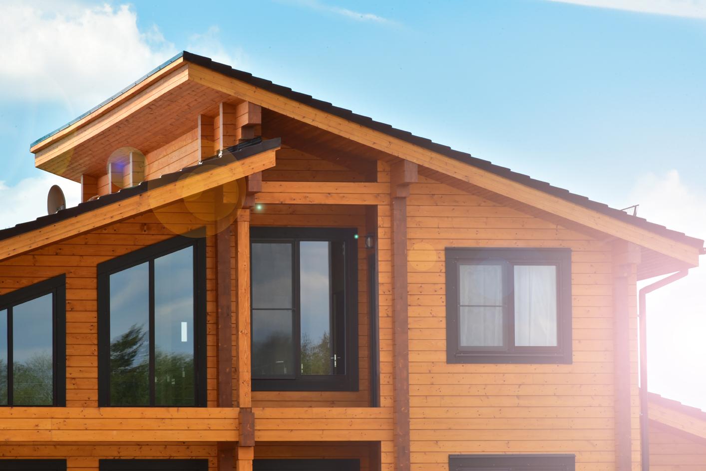 Beneficios de la madera en viviendas — Pallars