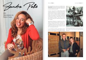 Entrevista GIDONA Sandra Pallè